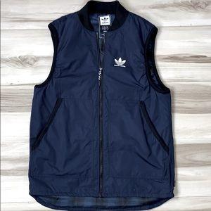 Adidas skateboarding vest sz small